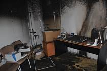 V Národním ústavu duševního zdraví, kde se léčil Andrej Babiš mladší, v pondělí hořelo.