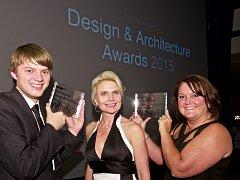 Marek Plaček získal v Londýně dvě ocenění Design & Architecture Awards 2015.