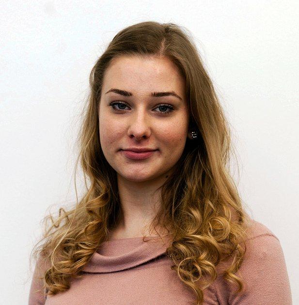 SOŠ administrativy - Iva Nováková.