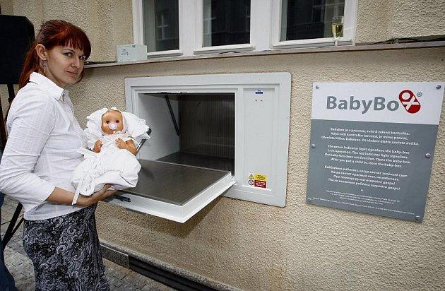 V Jilemnické ulici v budově radnice Prahy 6 byl 29. července 2010 slavnostně zprovozněn první babybox na levém břehu Vltavy.
