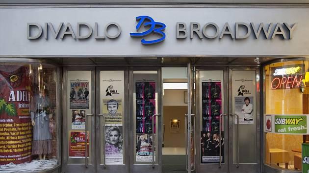 Divadlo Broadway.