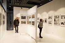 Galerie Czech Photo Centre v Nových Butovicích.
