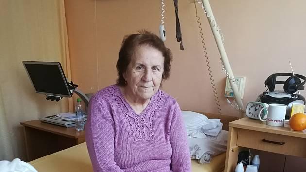 Hana Beránková.