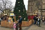 Trhy na náměstí Míru můžete navštívit až do 24. prosince