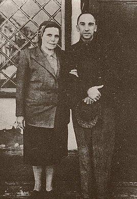 Po propuštění. Z gulagu se dostali v roce 1956.