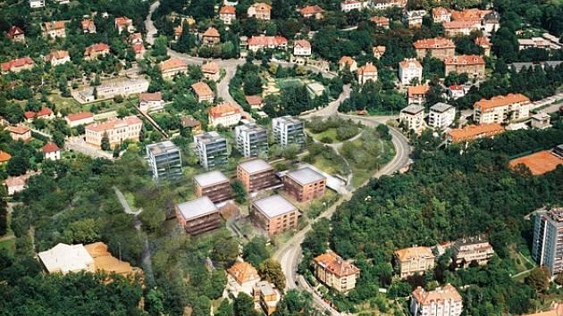 BYTOVÝ SOUBOR KLAMOVKA. Podoba projektu z roku 2013.