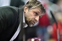 Hokejový trenér pražské Sparty Josef Jandač.