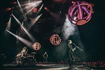 Britská skupina Muse