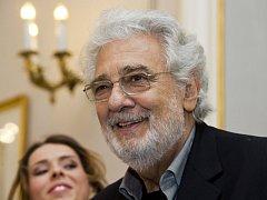 Španělský operní pěvec a dirigent Plácido Domingo.