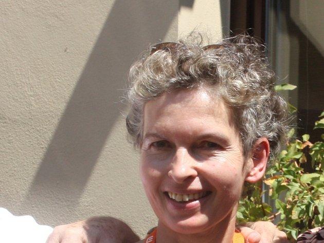 Dana Hábová.