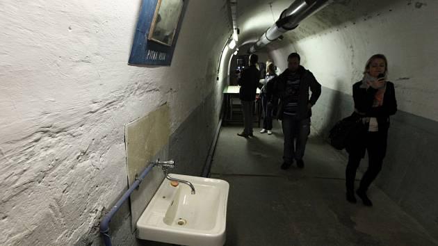 Podzemní bunkr Folimanka byl vybudován na přelomu 50. a 60. let minulého  století jako ... 78f61604edf