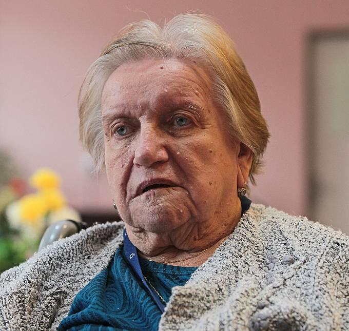 Věra Truhlářová.