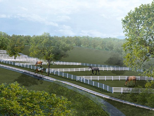 Ráj koní plánuje podnikatel Petr Kellner. Podle projektu by zde měly vzniknout stáje, jízdárny nebo také veterinární klinika specializovaná na léčbu koní. Zastavěná plocha by ale činila 30procent.