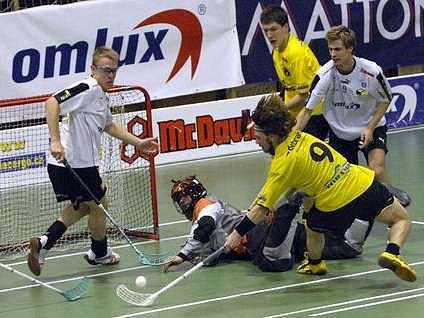 Florbalisté Tatranu Střešovice prošli tvrdou přípravou, teď ji chtějí zužitkovat na Czech Open.