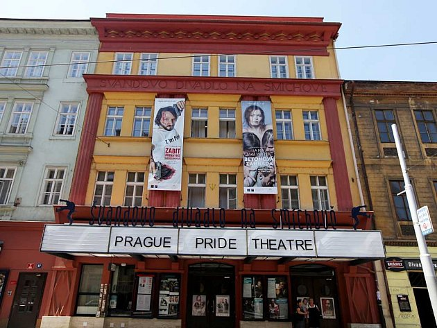 Švandovo divadlo.