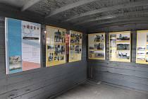 Interiér vlaku Lustig. Ilustrační foto.