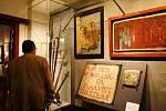 Výstava Albrecht z Valdštejna a jeho doba nabízí návštěvníkům téměř šest set vystavených exponátů.