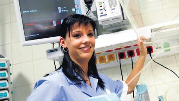 Zdravotní sestra. Ilustrační foto.