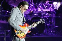 Bluesový kytarista Joe Bonamassa vystoupil v Kongresovém centru