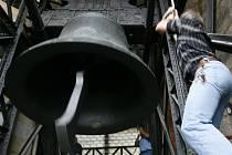Zvon Zikmund v katedrále sv. Víta. Ilustrační foto.