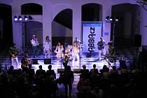 Česká revival kapela ABBA CZ zahraje nesmrtelné hity legendárních Skandinávců.