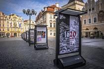 Výstava k 400. výročí bitvy na Bílé hoře.