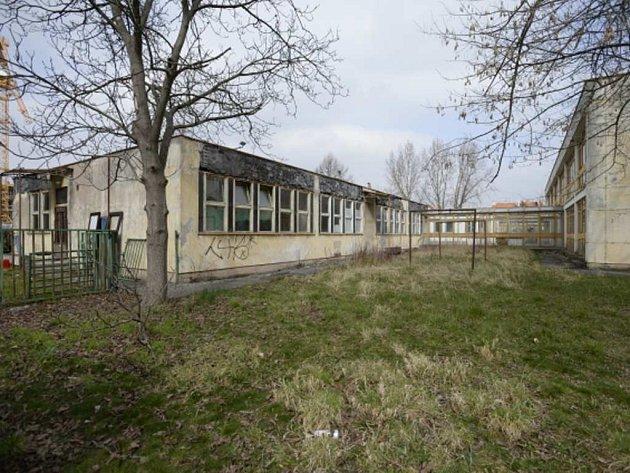 Bývalé jesle ve Znojemské ulici v Praze 4.