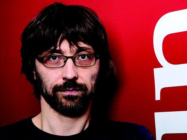 Karel Spěšný, dramaturg festivalu krátkých filmů ve Světozoru.