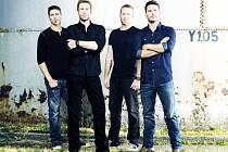 Kanadská rocková skupina Nickelback.