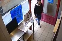 Krádež ve směnárně