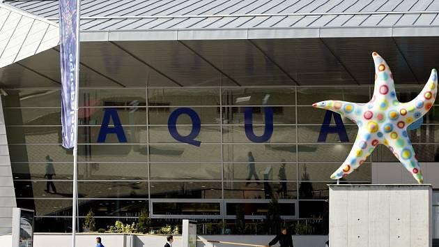 Aquapalace Praha v Čestlicích.