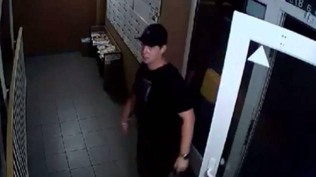 Podezřelý z vykradení bytu a krádeže auta.