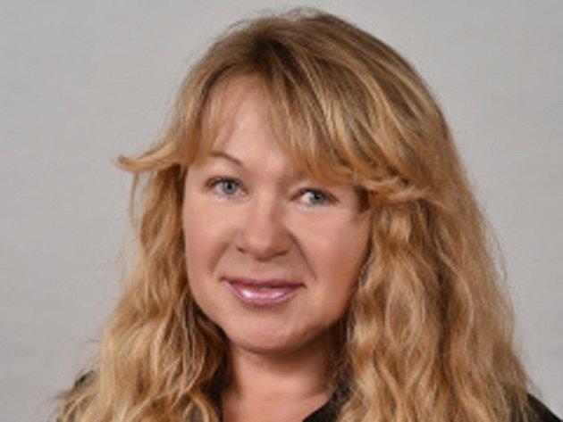 Zastupitelka Monika Krobová Hášová.