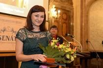 Spisovatelka Kateřina Tučková.