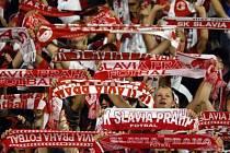 Hráči Slávie svým fanouškům věří.