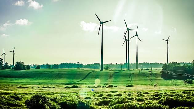 Alternativní zdroje. Zelený fond slibuje vysoký výnos s nízkým rizikem.