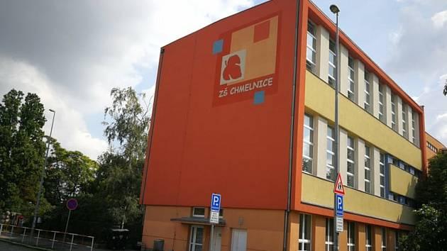 ZŠ Chmelnice.