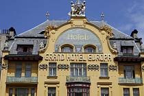 Hotel Evropa.