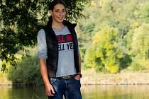 Česká reprezentantka v kanoepolu Dominika Adamcová.