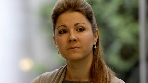 Kateřina Kněžíková.