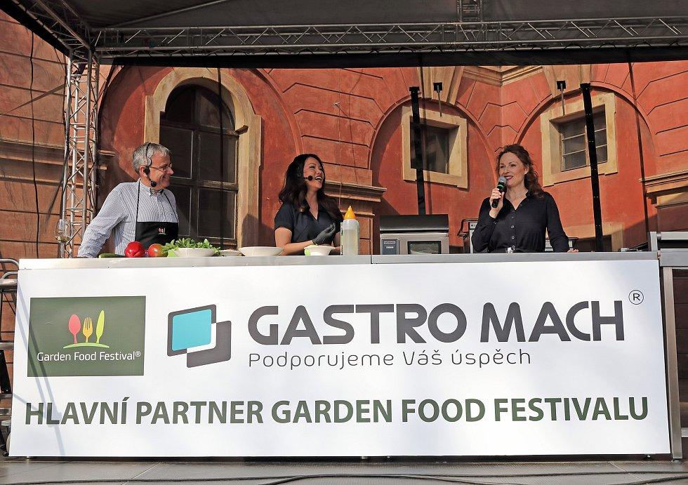 Garden Food Festival 2019 - Karlín, Invalidovna.