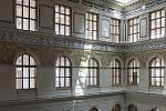 Prohlídka rekonstrukce Národního muzea, 21. 8. 2018
