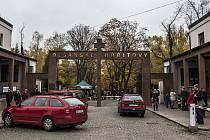 Olšanské hřbitovy v Praze.