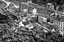 MINULOST. Osadu Buďánka založili v 19. století dělníci z nedalekého pískovcového lomu. Domov v ní našlo až tři sta obyvatel.