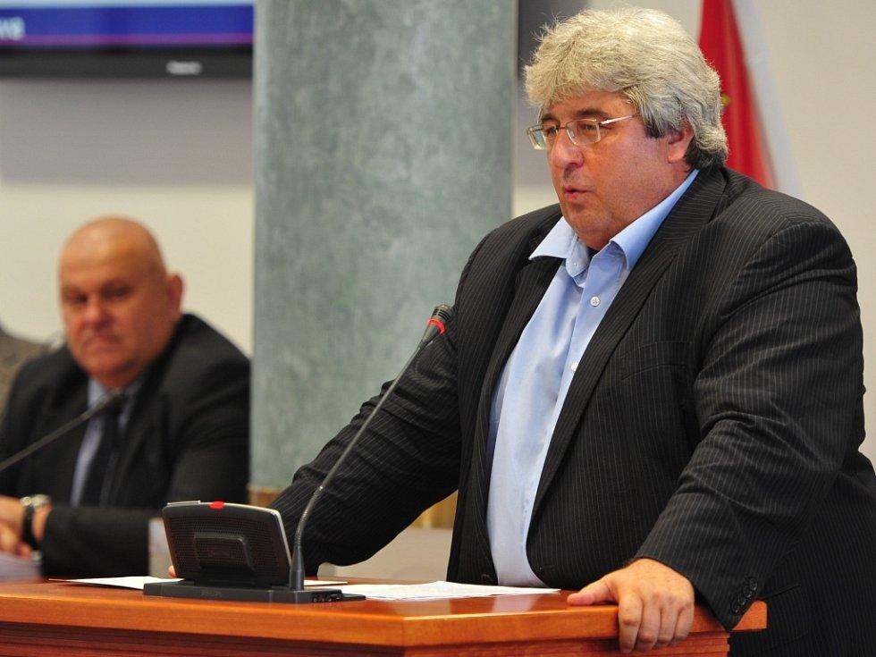 Josef Řihák rezignoval na funkci hejtmana Středočeského kraje.
