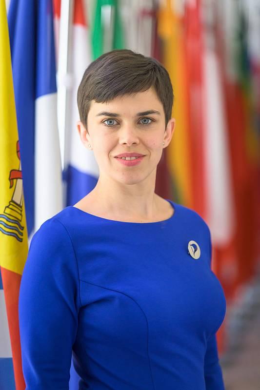 Olga Richterová, Piráti a STAN.
