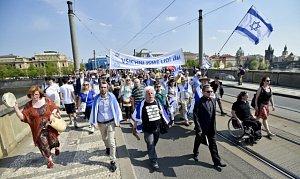 Pochod dobré vůle prošel centrem Prahy.