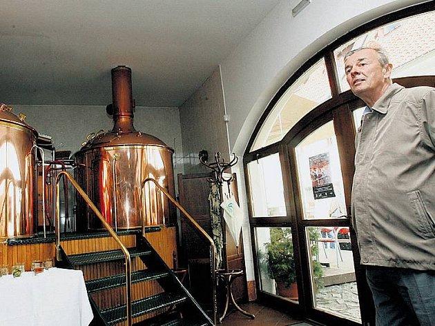 VARNA PIVA. Ve strahovském pivovaru se lidé seznamovali s vařením speciálů.