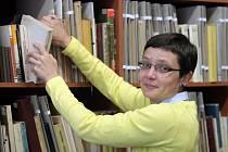 Magdaléna Šustová, odborná pracovnice Národního pedagogického muzea a knihovny J. A. Komenského v Praze.