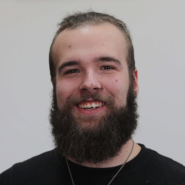 SŠUAŘ - student - Filip Cibulka.